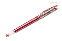 Pentel Slicci Metallic Gel Ink Pen - 0.8 mm - Red - PENTEL BG208-MB