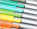 Staedtler Triplus Fineliner Marker Pens - 20 Color Set