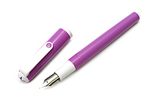 Sailor Clear Candy Fountain Pen - Purple - Medium Fine Nib - SAILOR 11-0103-302