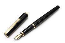 Sailor Young Profit Fountain Pen - Black - Fine Nib - SAILOR -220