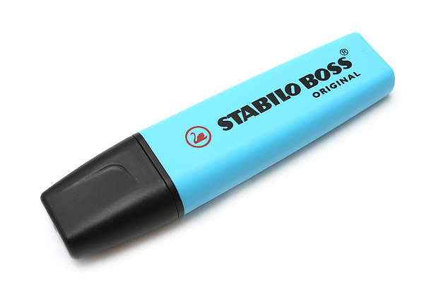 Stabilo Boss Original Highlighter Pen - Blue - STABILO 70-31