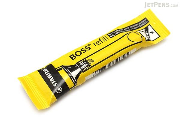 Stabilo Boss Original Highlighter Pen Refill - Yellow - STABILO 070-24