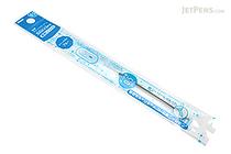 Pentel Sliccies Gel Multi Pen Refill - 0.5 mm - Blue - PENTEL XBGRN5C