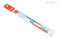 Pentel Sliccies Gel Multi Pen Refill - 0.5 mm - Carrot Orange - PENTEL XBGRN5F2