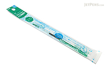 Pentel Sliccies Gel Multi Pen Refill - 0.5 mm - Green - PENTEL XBGRN5D