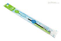 Pentel Sliccies Gel Multi Pen Refill - 0.5 mm - Lime Green - PENTEL XBGRN5K
