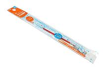 Pentel Sliccies Gel Multi Pen Refill - 0.5 mm - Orange - PENTEL XBGRN5F1