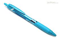 Uni Jetstream Color Series Ballpoint Pen - 0.5 mm - Light Blue - UNI SXN150C05.8