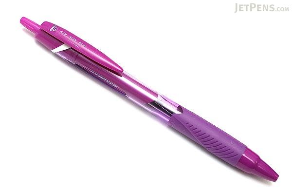 Uni Jetstream Color Series Ballpoint Pen - 0.5 mm - Purple - UNI SXN150C05.11