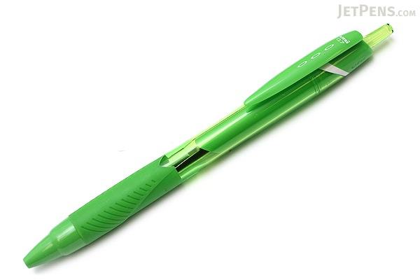 Uni Jetstream Color Series Ballpoint Pen - 0.7 mm - Lime Green - UNI SXN150C07.5