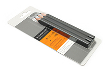 Moleskine Matte Black Pencil - Set of 3 - MOLESKINE 978-88-6613-294-3