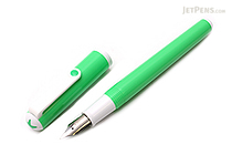 Sailor Clear Candy Fountain Pen - Medium Fine Nib - Green Body - SAILOR 11-0103-303