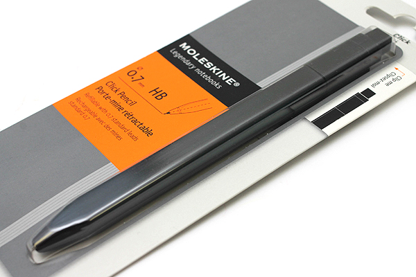 Moleskine Click Mechanical Pencil - 0.7 mm - MOLESKINE 978-88-6613-296-7