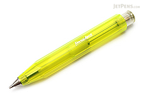 Kaweco Ice Sport Mechanical Pencil - 0.7 mm - Yellow Body - KAWECO 10000585