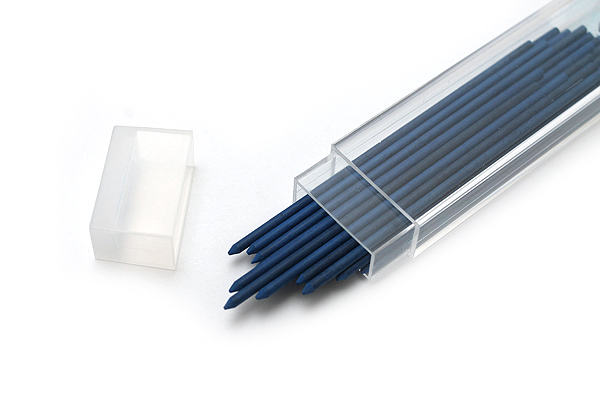 Kaweco Lead Holder Refill - 2 mm - Blue - Pack of 24 - KAWECO 10001049