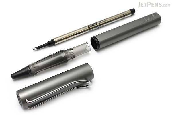 Lamy Al-Star Rollerball Pen - Medium Point - Graphite Body - Black Ink - LAMY L326