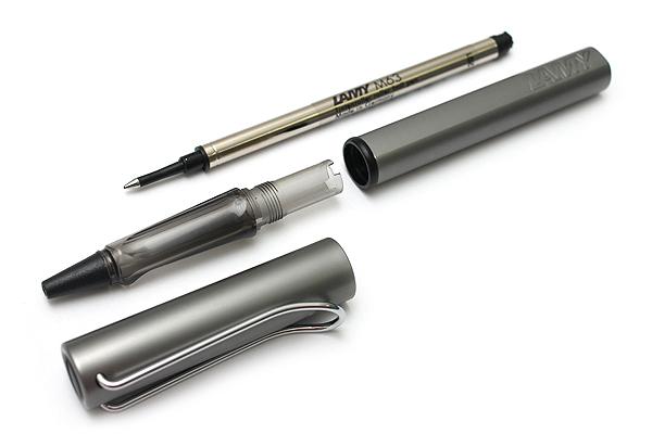 Lamy Al-Star Rollerball Pen - Medium Point - Graphite Body - Black Ink - LAMY L326