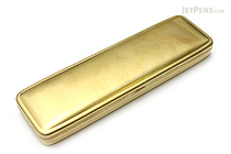 Midori Brass Pen Case - MIDORI 41350-006