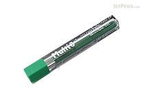 Pentel Multi 8 Lead Holder Refill - 2 mm - Green - Pack of 2 - PENTEL CH2-D