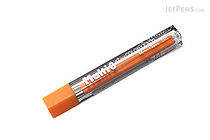 Pentel Multi 8 Lead Holder Refill - 2 mm - Orange - Pack of 2 - PENTEL CH2-F
