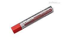 Pentel Multi 8 Lead Holder Refill - 2 mm - Red - Pack of 2 - PENTEL CH2-B