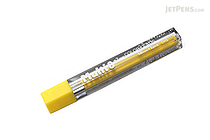 Pentel Multi 8 Lead Holder Refill - 2 mm - Yellow - Pack of 2 - PENTEL CH2-G