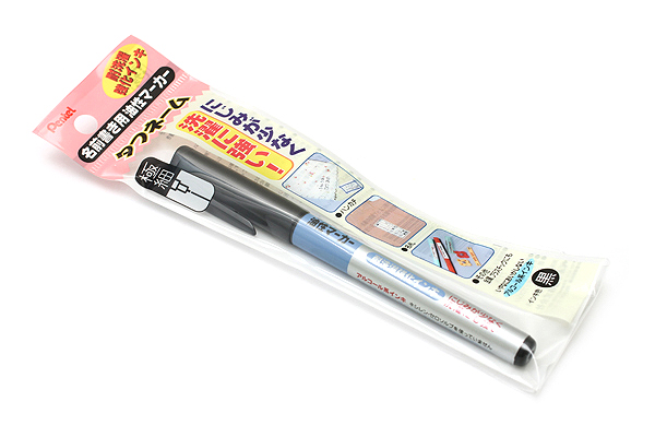 Pentel Tough Name Oil-Based Marker Pen - Extra Fine Point - Black - PENTEL XNM13-A