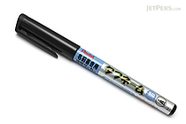 Pentel Tough Name Oil-Based Marker Pen - Fine Point - Black - PENTEL XNM12-A