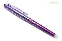 Pilot FriXion Point US Erasable Gel Pen - 0.5 mm - Purple - PILOT FXP5-PPL-BC