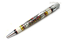 Retro 51 Tornado Fit for A King Rollerball Pen - 0.7 mm - Black Ink - RETRO 51 VRR-1363