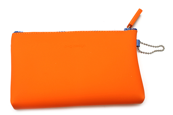 P+G Nuu Silicone Multi Pouch - Orange - P+G NUU OR