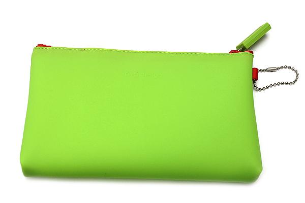 P+G Nuu Silicone Multi Pouch - Green - P+G NUU GR
