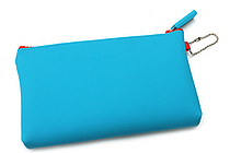 P+G Nuu Silicone Multi Pouch - Blue - P+G NUU BL