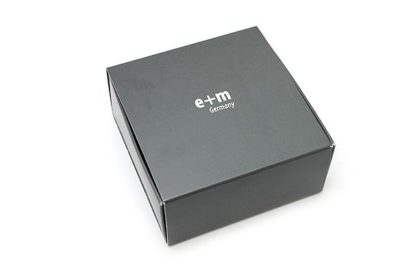 E+M Workbox Set - 5.5 mm Clutch Lead Holder + Sharpener - E+M FSC 020-47