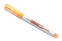 Monami Essenti Soft Highlighter Pen - Pastel Orange - MONAMI ESSENTI SOFT OR