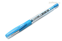 Monami Super Gel-Q Gel Pen - 0.4 mm - Sky Blue - MONAMI SUPER GQ 04 SB