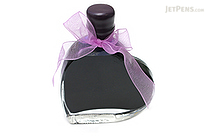 J. Herbin Bleu Myosotis Ink (Forget-Me-Not Blue) - 50 ml Heart Bottle - J. HERBIN H152/15