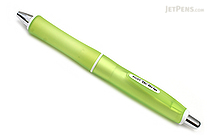 Pilot Dr. Grip G-Spec Frost Color Ballpoint Pen - 0.7 mm - Frost Green Body - Black Ink - PILOT BDGS-60R RG