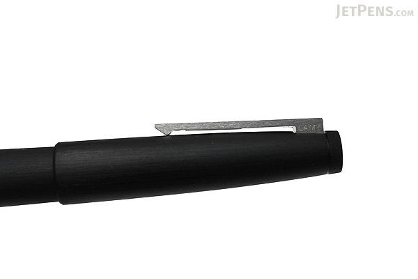 Lamy 2000 Fountain Pen - Black - Medium Nib - LAMY L01M