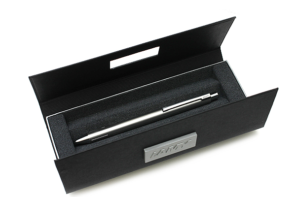 Lamy Econ Mechanical Pencil - 0.7 mm - Stainless Steel Body - LAMY L140E