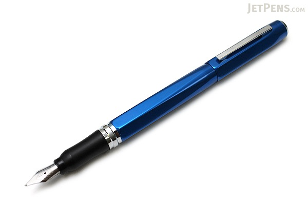 Ohto Dude Fountain Pen - Blue - Fine Nib - OHTO FF-15DD BLUE