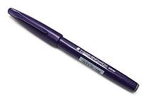 Pentel Fude Touch Sign Pen - Violet - PENTEL SES15C-V