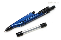 Kutsuwa Stad Compass with Mechanical Pencil 0.5 mm - Blue - KUTSUWA SP001BL