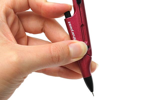 Kutsuwa Stad Compass with Mechanical Pencil 0.5 mm - Pink - KUTSUWA SP001PK