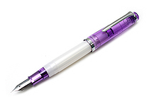 Sailor Lecoule Fountain Pen - Medium Fine Nib - Violet Body - SAILOR 11-0307-350