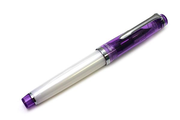 Sailor Lecoule Fountain Pen - Medium Fine Nib - Violet Body - SAILOR 11-0307-350