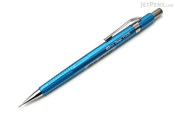 Pentel Sharp Drafting Pencil - 0.5 mm - Metallic Blue Body - PENTEL P205M-CX