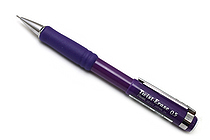 Pentel Twist-Erase III Mechanical Pencil - 0.5 mm - Violet Body - PENTEL QE515V