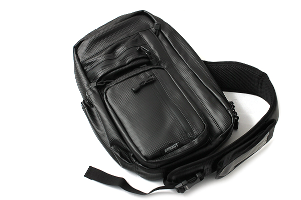 Nomadic AW-01 Attract Smart Phone One Shoulder Bag - Black - NOMADIC AW-01