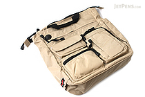 Nomadic WT-18 Wise-Walker Tote Bag - Medium - Beige - NOMADIC WT-18 BEIGE